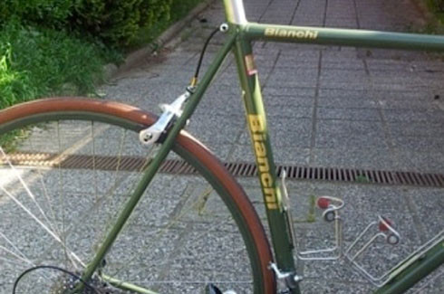Sosam verniciature Roma. Verniciatura biciclette Roma.